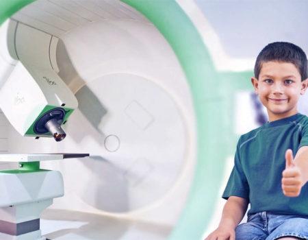 Детская радиотерапия